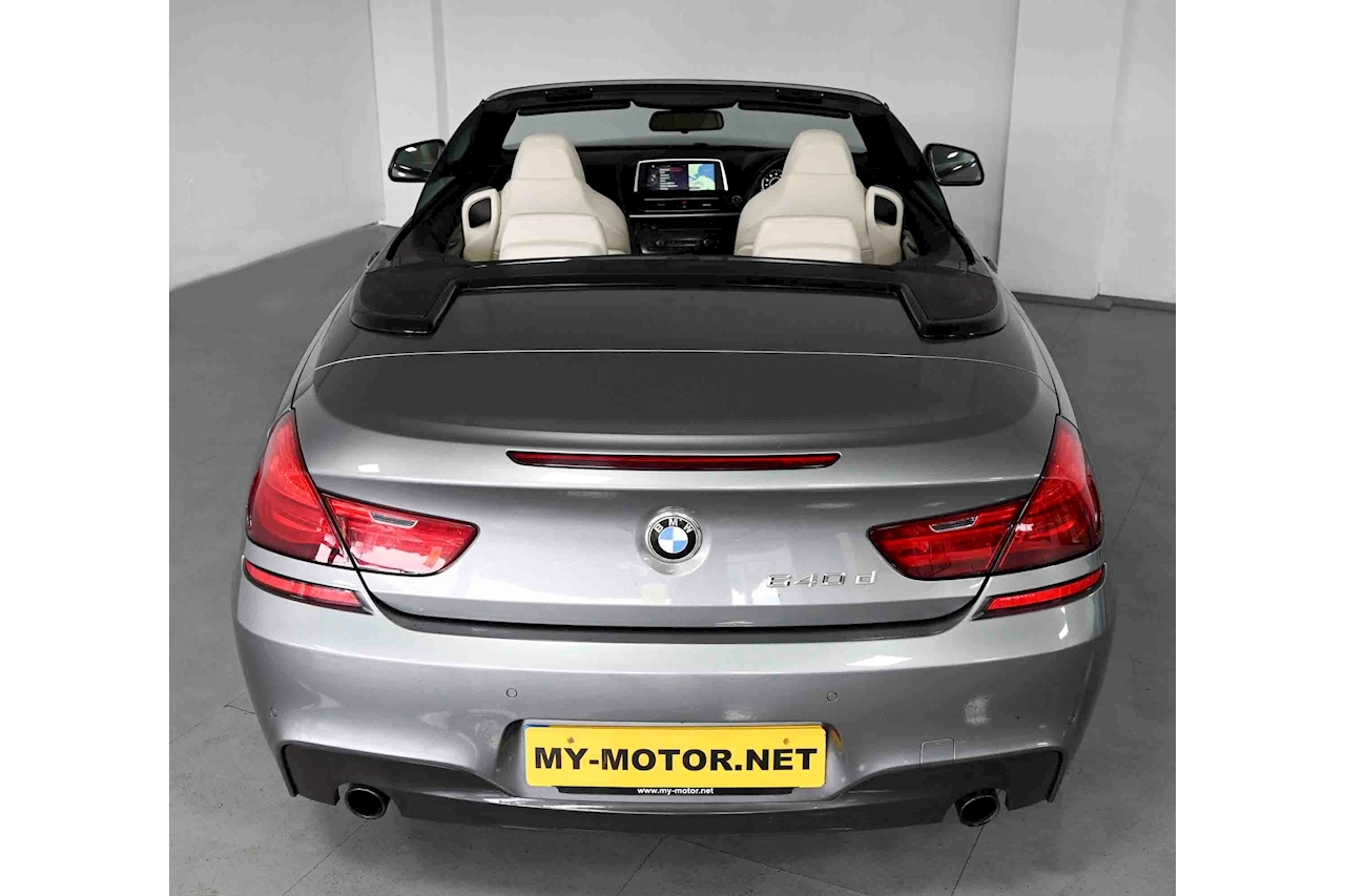 BMW 6 Series - Large 15