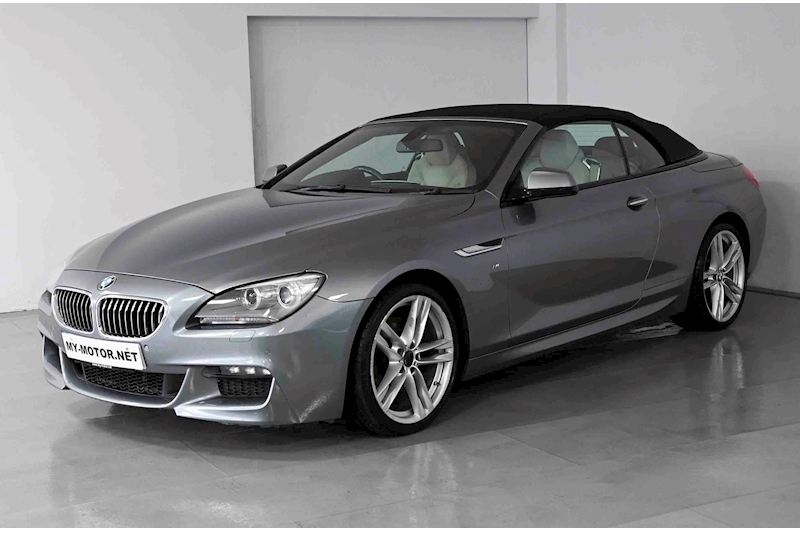 BMW 6 Series - Large 9