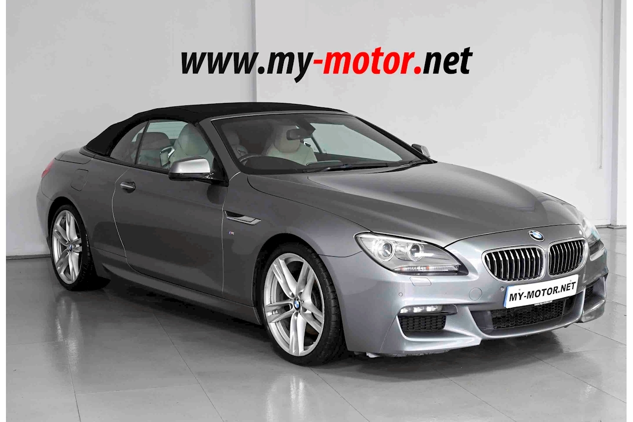BMW 6 Series - Large 6