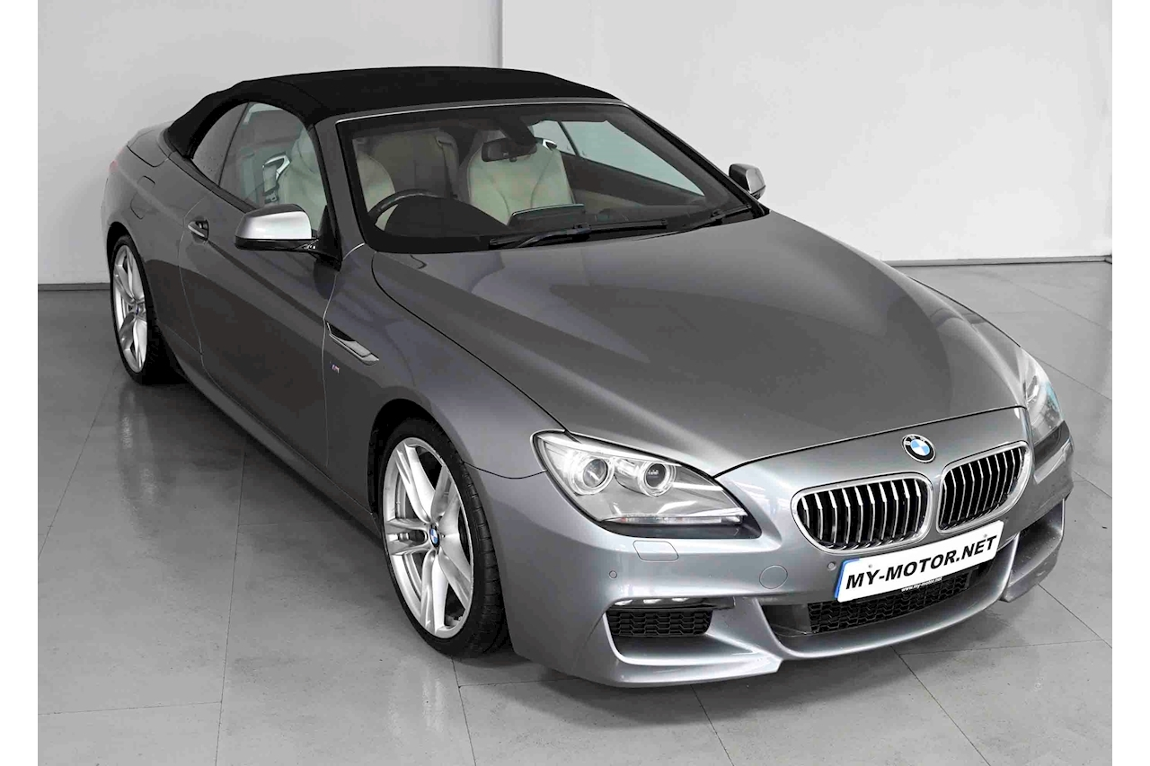 BMW 6 Series - Large 13