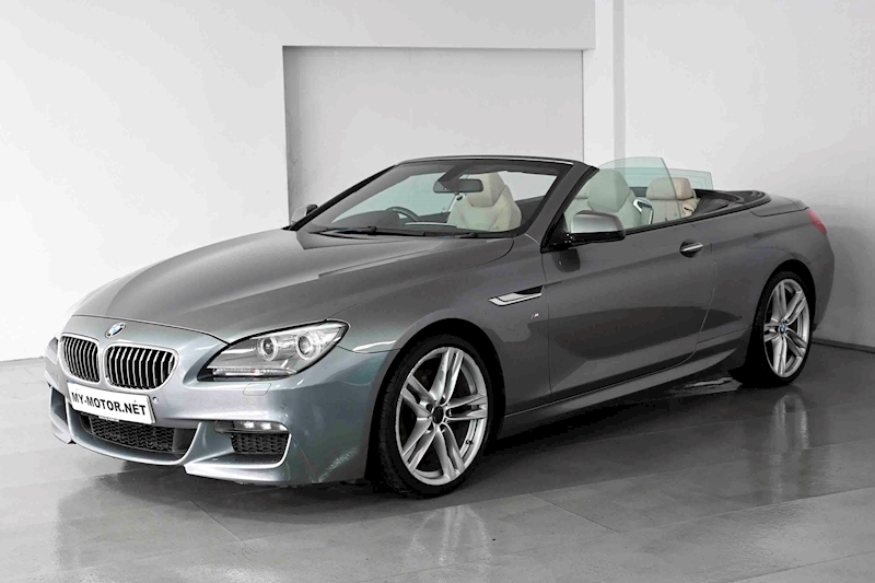 BMW 6 Series - Large 2
