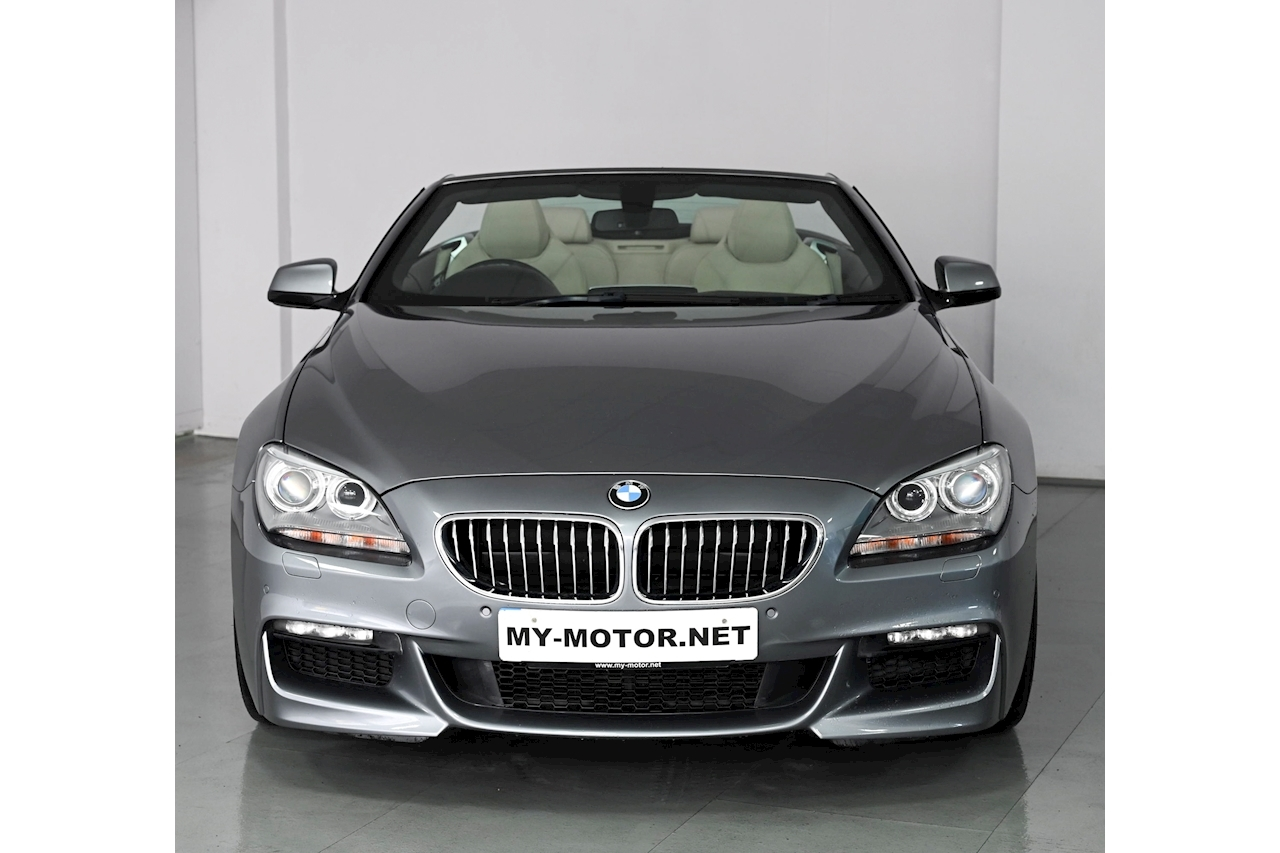 BMW 6 Series - Large 1