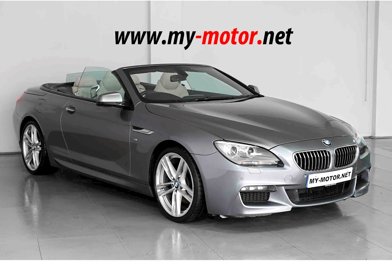 BMW 6 Series - Large 0
