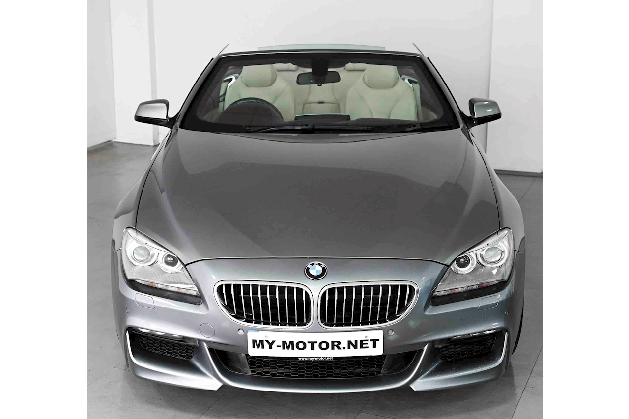 BMW 6 Series - Large 4