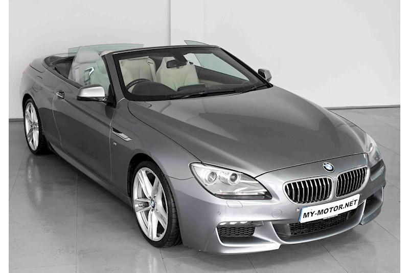 BMW 6 Series - Large 14