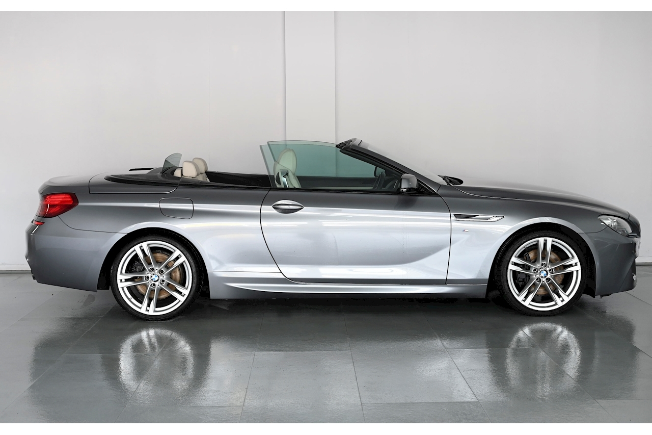 BMW 6 Series - Large 12