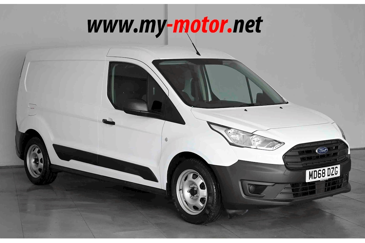 Ford Transit Connect - Large 0