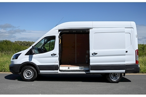 Transit 2.0 350 EcoBlue Panel Van 5dr Diesel Manual RWD L3 H3 EU6 (130 ps) 2.0 5dr Panel Van Manual Diesel