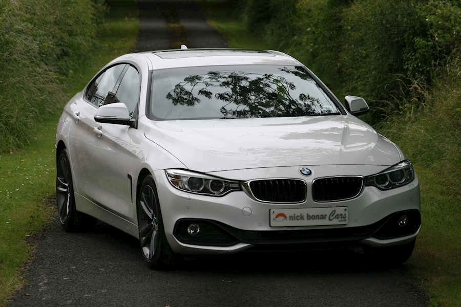 Bmw 4 Series 420D Sport Gran Coupe Image 1
