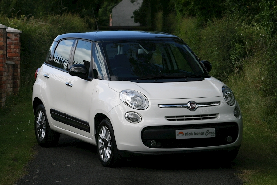 500L Multijet Lounge Mpv 1.2 Manual Diesel