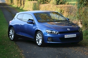 Scirocco Gt Tsi Bluemotion Technology Coupe 1.4 Manual Petrol