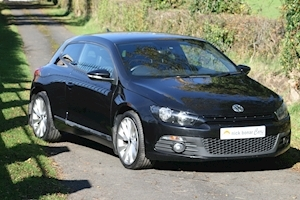 Scirocco Gt Tdi Bluemotion Technology 2.0 2dr Coupe Manual Diesel