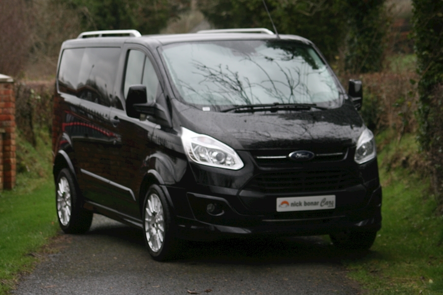 Ford Transit Custom 270 Elite Edition Image 1