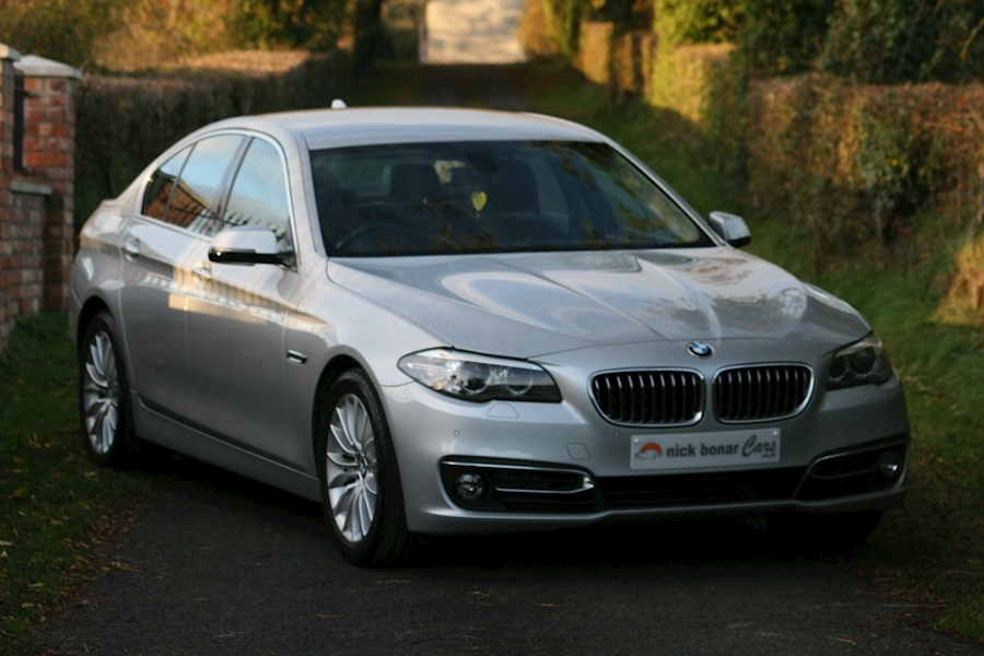Bmw 5 Series 520D Luxury Image 1