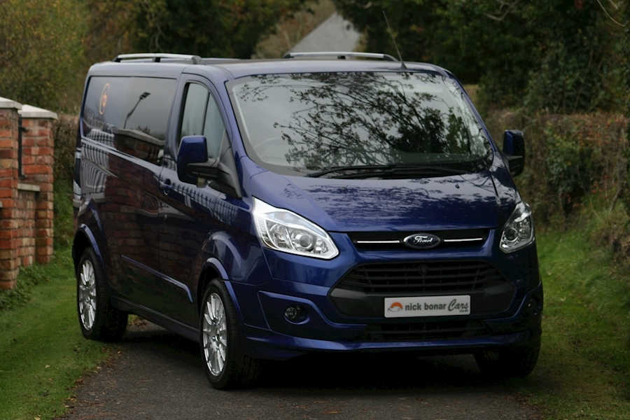 Transit Custom 290 Elite Edition 2.2 L2 H1 Manual Diesel