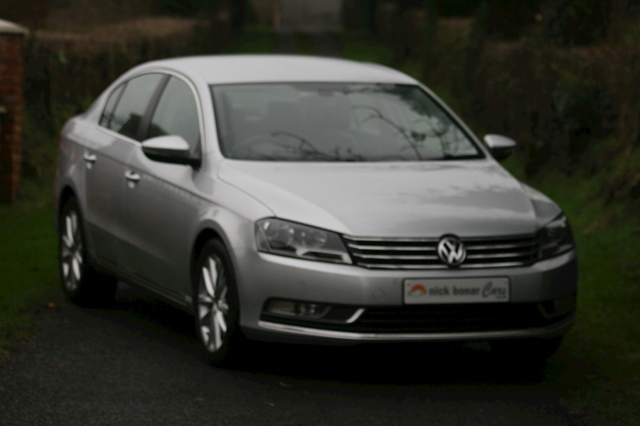 Passat Executive Tdi Bmt Saloon 2.0 Manual Diesel