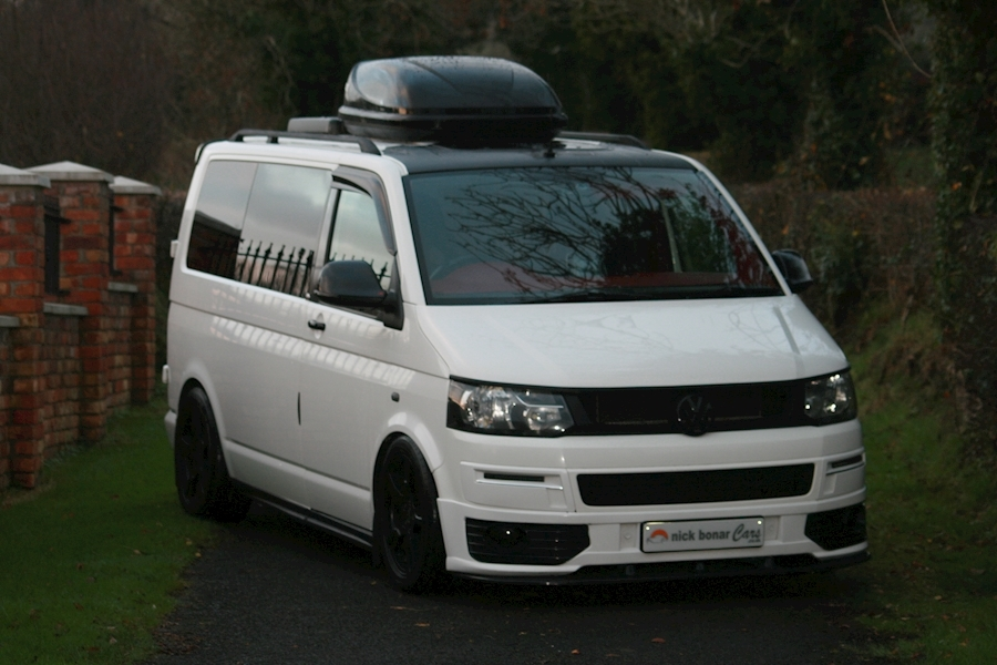 Transporter Elite Edition Camper 2.0 Panel Van Manual Diesel