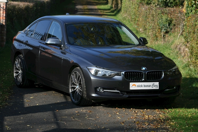 Bmw 3 Series 318D Sport Image 1