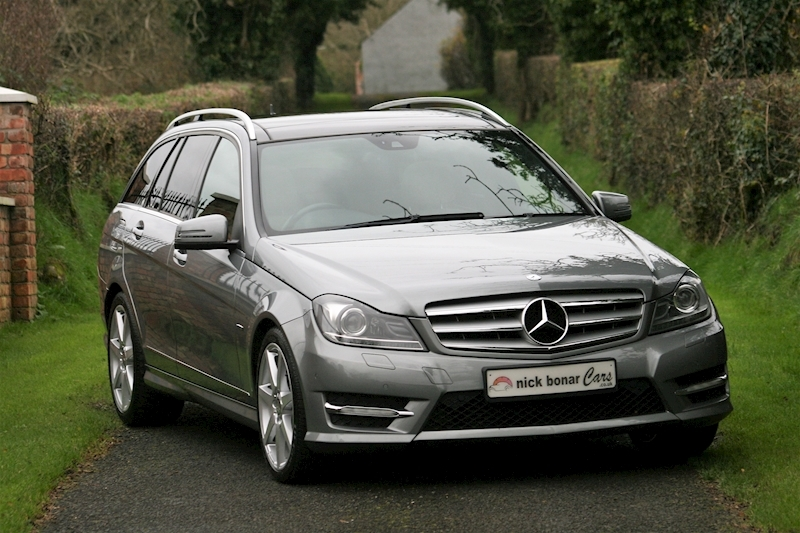 Mercedes-Benz C Class C250 Cdi Blueefficiency Sport Image 1