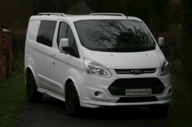 Ford Transit Custom 290 Elite Edition Ltd Image 1