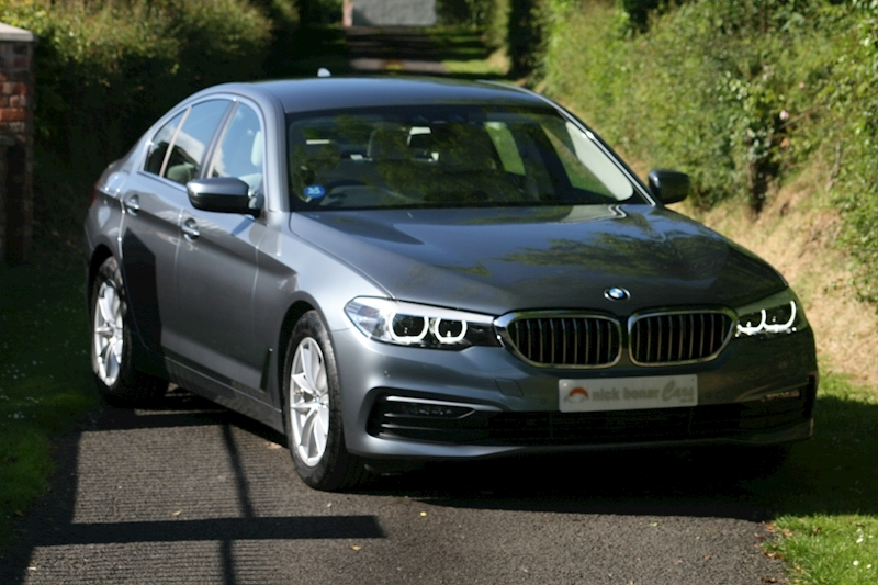 Bmw 5 Series 520D Se Image 1
