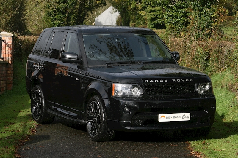 Land Rover Range Rover Sport Sdv6 HSE Black Edition Autobiography Image 1