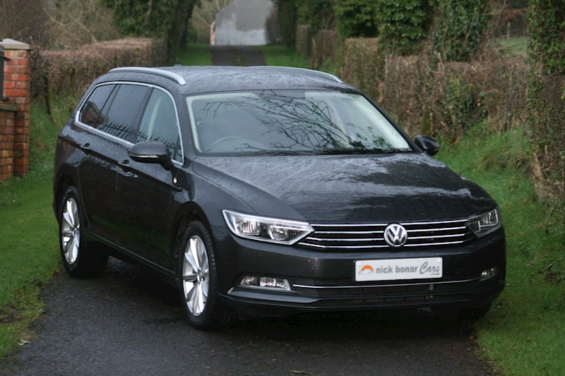 Volkswagen Passat Se Business Tdi Bluemotion Technology Image 1