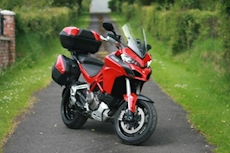 Ducati MULTISTRADA 1200 S D AIR Multistrada 1200 S D Air Image 1