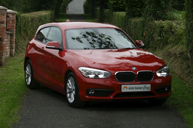 BMW 1 Series 116d ED Plus 3-Door Image 1