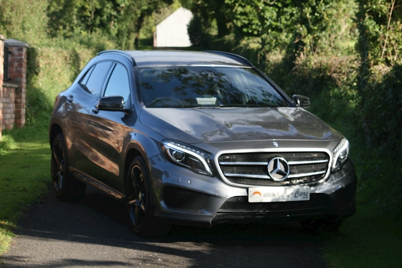 GLA Class AMG Line 2.1 5dr SUV 7G-DCT Diesel