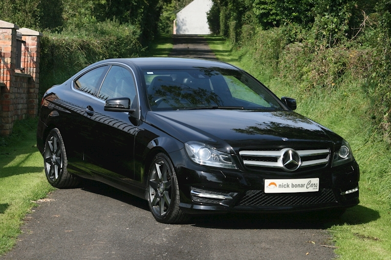 Mercedes-Benz C Class AMG Sport Edition Image 1