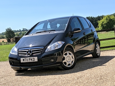 A-Class A160 Blueefficiency Classic Se Hatchback 1.5 Manual Petrol