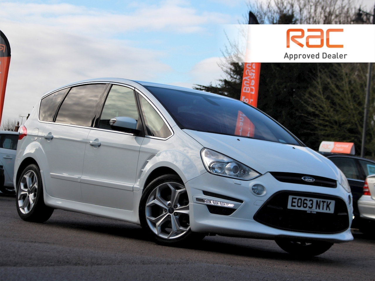 used ford s max titanium x sport tdci az autos. Black Bedroom Furniture Sets. Home Design Ideas
