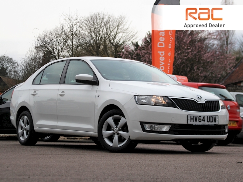 Rapid Se Tsi 1.2 5dr Hatchback Manual Petrol