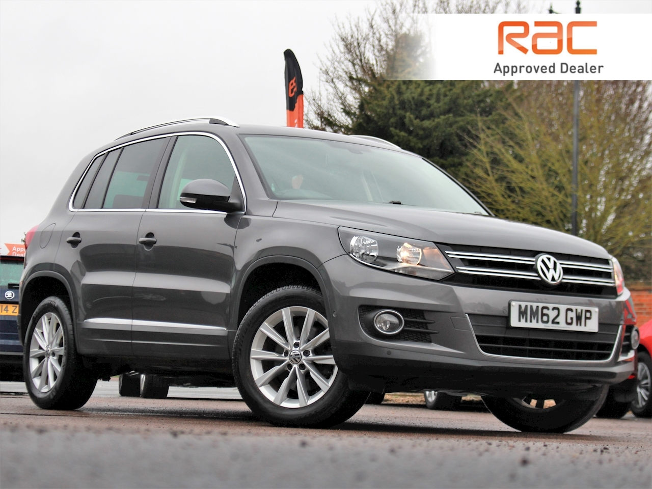 All Types tiguan length : Used Volkswagen Tiguan Se Tdi Bluemotion Technology 4Motion Dsg ...