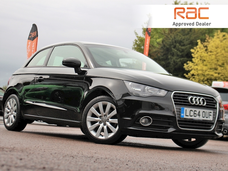 A1 Tdi Sport 1.6 3dr Hatchback Manual Diesel