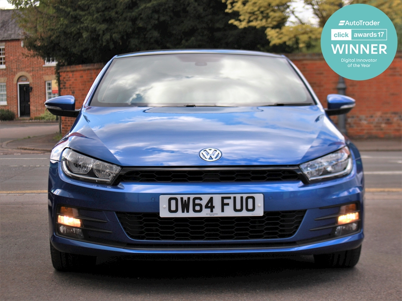 Volkswagen Scirocco Gt Tdi Bluemotion Technology Dsg - Large 1