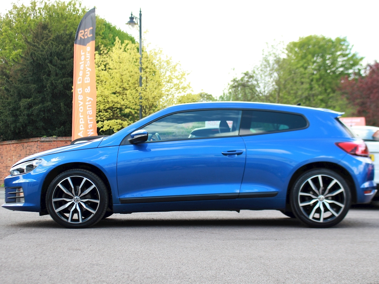 Volkswagen Scirocco Gt Tdi Bluemotion Technology Dsg - Large 6