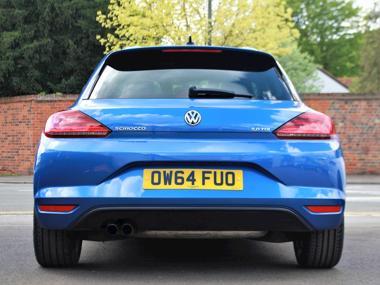 Volkswagen Scirocco Gt Tdi Bluemotion Technology Dsg - Large 7