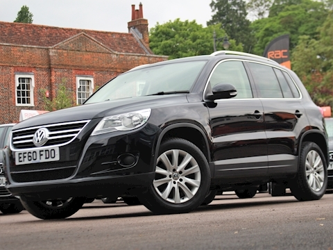 Tiguan Match Tdi 4Motion Estate 2.0 Manual Diesel