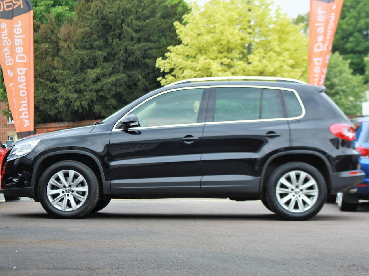Volkswagen Tiguan Match Tdi 4Motion - Large 3