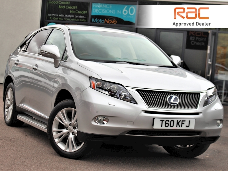 Rx 450H Se-L Estate 3.5 Cvt Petrol/Electric