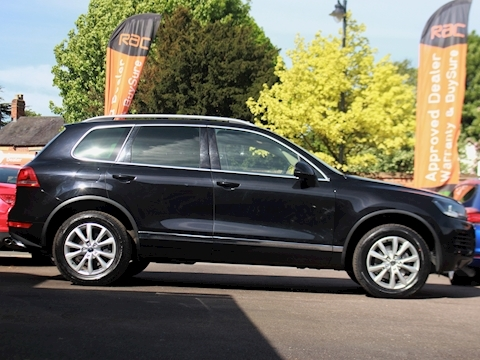 Touareg V6 Se Tdi Bluemotion Technology Estate 3.0 Automatic Diesel