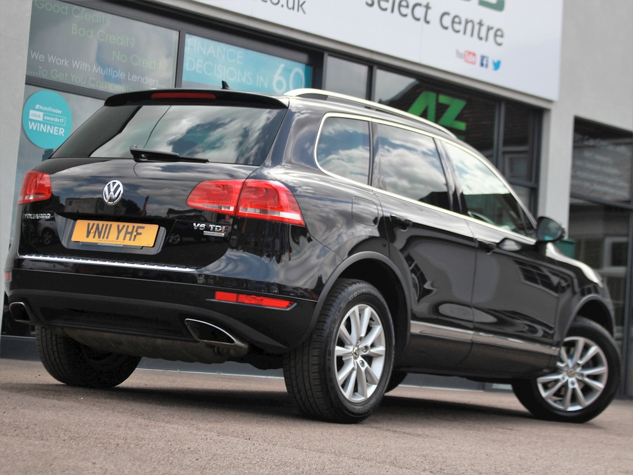 Volkswagen Touareg V6 Se Tdi Bluemotion Technology - Large 4