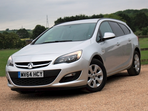 Astra Design Cdti Ecoflex S/S Estate 1.6 Manual Diesel