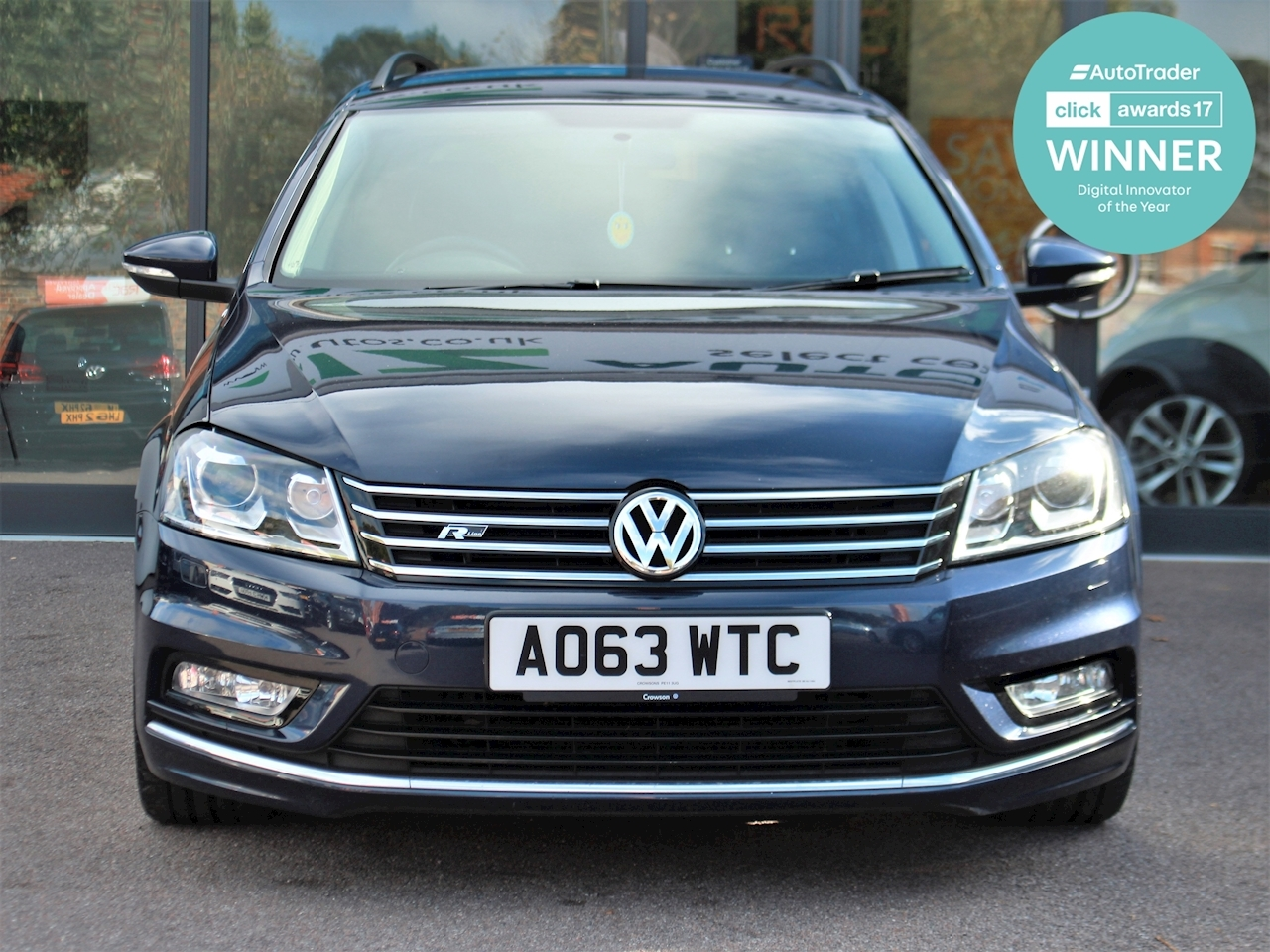 Volkswagen Passat R Line Tdi Bluemotion Technology - Large 1