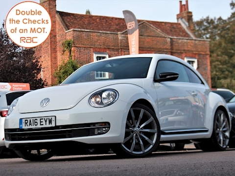 Beetle Sport Tdi Bluemotion Technology Hatchback 2.0 Manual Diesel