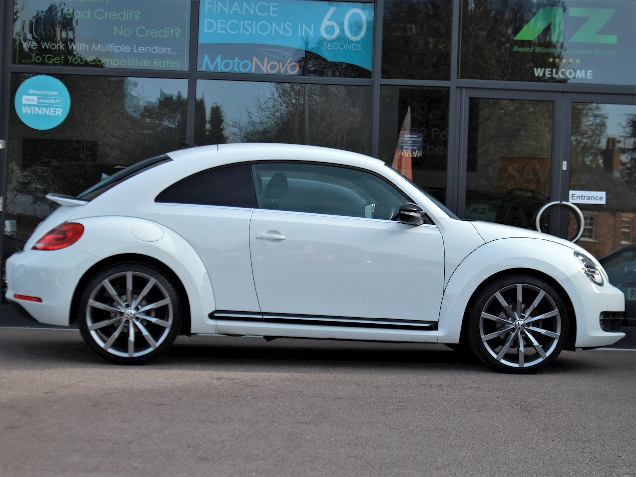 Volkswagen Beetle Sport Tdi Bluemotion Technology - Large 3