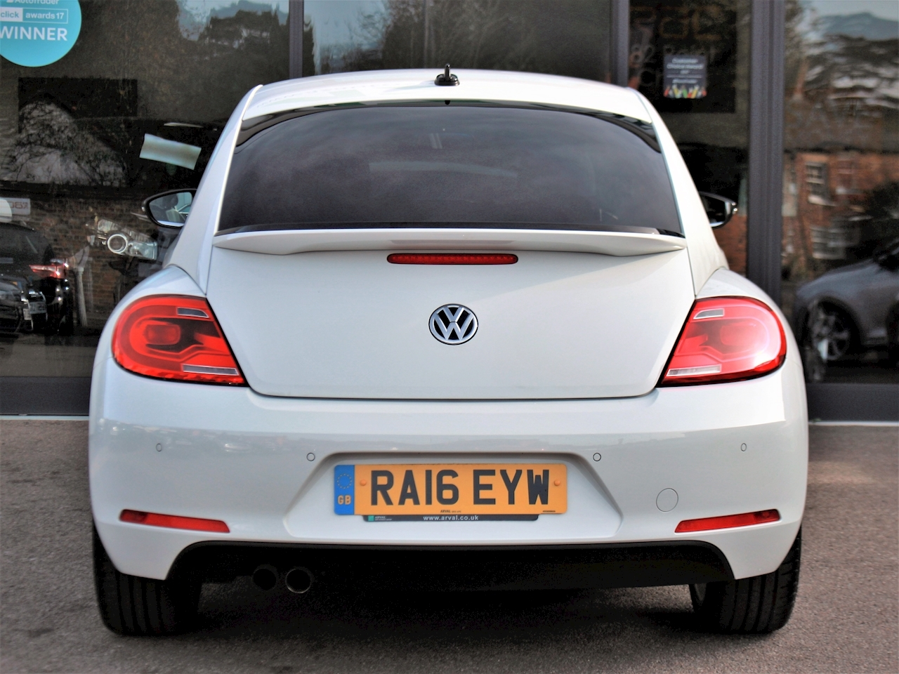 Volkswagen Beetle Sport Tdi Bluemotion Technology - Large 7