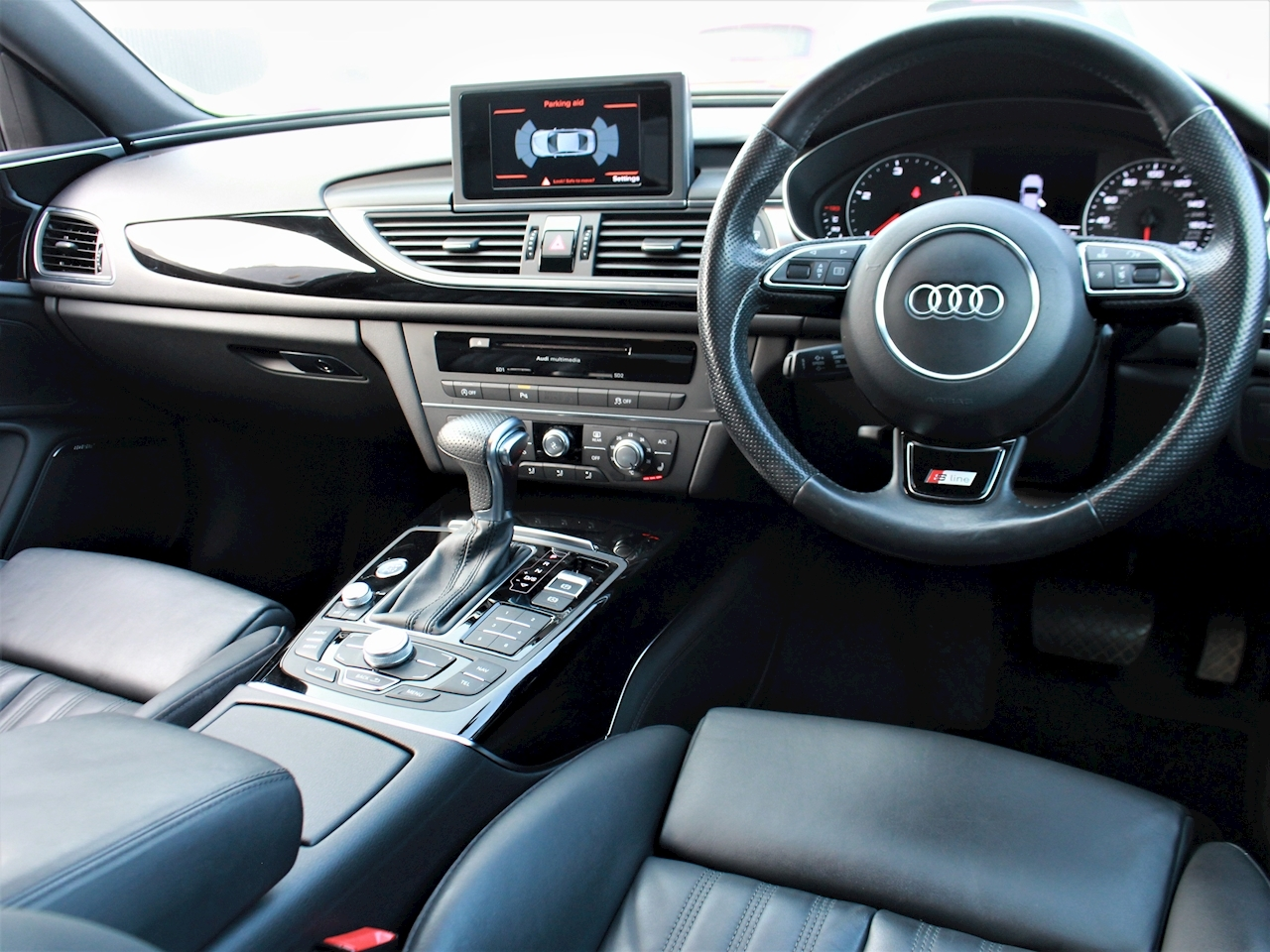 Audi A6 Tdi S Line Black Edition - Large 17